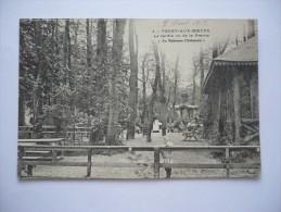 """51- TOGNY-AUX-BOEUFS - Le Jardin Vu De La Prairie -""""AU ROBINSON CHALONNAIS"""" - Otros Municipios"""