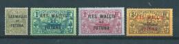 Timbres De Wallis Et Futuna  Timbres  De 1920  N°14  A  17  Neufs - Wallis And Futuna