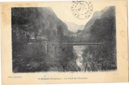 SALAZIE (Réunion) Pont De L'Escalier - Non Classés