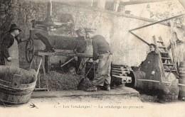 Les Vendanges - La Vendange Au Pressoir - Edition Hirondelle - Vignes