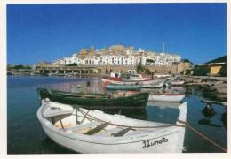 - Le Village De PENISCOLA.  - Carte Maxi  - Scan Verso - - Espagne