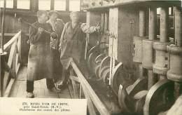 87 CHENI SAINT YRIEIX MINES D OR PLATEFORME DES CAMES ET PILONS - Saint Yrieix La Perche