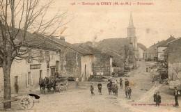 PETITMONT....environs De CIREY..ECRITE 1904 - Otros Municipios