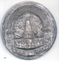 MEDALLON 1810-1960 SESQUICENTENARIO DE LA REVOLUCION DE MAYO GRABADOR LUIS ISABELINO AQUINO - Tokens & Medals