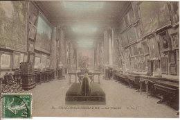 CPA CHALONS-SUR-MARNE - LE MUSEE  Editeur C L C  1908 - Châlons-sur-Marne