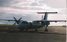 American Samoa Airplane - Un Splendide Avion Bi-moteur - American Samoa