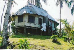 American Samoa - Une Maison Typique Dans Ces Iles Du Pacifique Sud - Samoa Américaine