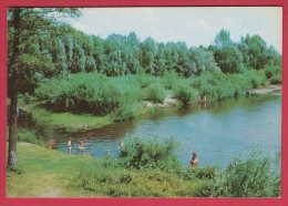 171100 / RZEKA LIWEC , RIVER NUDE BOY -  Poland Pologne Polen Polonia - Polonia