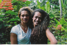American Samoa -  Des Femmes Véritablement Splendides, Leurs Sourires En Disent  Long - American Samoa