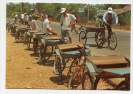 VIETNAM - AK 229542 Drawing Bycicle - Bac Lieu - Viêt-Nam