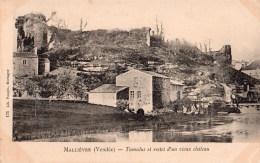 Mallièvre : Tumulus Et Restes D'un Vieux Château - France