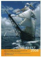 EVEN0014 - BREST 2008 - Voilier - Expositions