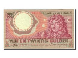 Pays-Bas, 25 Gulden Type 1955, Pick 87 - [2] 1815-… : Kingdom Of The Netherlands