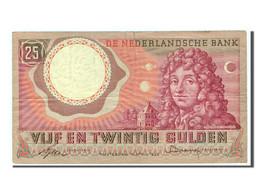 Pays-Bas, 25 Gulden Type 1955, Pick 87 - [2] 1815-… : Koninkrijk Der Verenigde Nederlanden