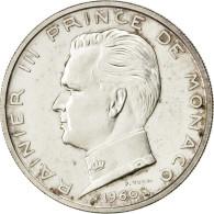Monaco, Rainier III, 5 Francs 1960 Essai, KM E41 - Monaco