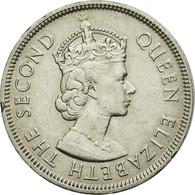 Monnaie, Mauritius, Elizabeth II, Rupee, 1975, TTB+, Copper-nickel, KM:35.1 - Mauritanie