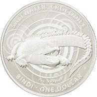 [#88727] Australie, 1 Dollar Saltwater Crocodile 2013, 1 Once Argent, KM 2013 - Australie