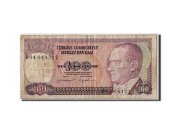 [#306388] Turquie, 100 Lira Type Atatürk - Turquie
