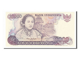 Indonésie, 10 000 Rupiah Type Kartini - Indonésie