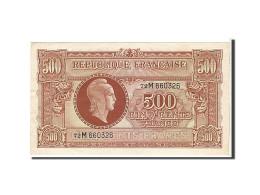 [#110189] 500 Francs Type Marianne, 1945, V Fayette 11.2 - Trésor