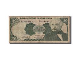 [#306377] Venezuela, 20 Bolivares Type José Antonio Paez - Venezuela