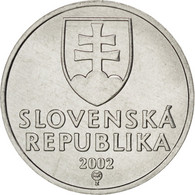 [#36632] Slovaquie, République, 10 Halierov, 2002, KM 17 - Slovaquie