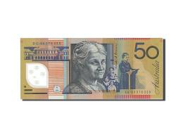 Australie, 50 Dollars, Type David Unaipon - Emissioni Governative Decimali 1966-...
