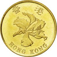 Hong Kong, 10 Cents 1998, KM 66 - Hong Kong