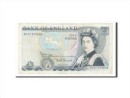 [#158120] Grande Bretagne, 5 Livres Type Elizabeth II - 1952-… : Elizabeth II