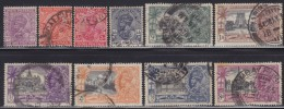 3134. India, Old Stamp Accumulation, Used (o) - Collections, Lots & Séries