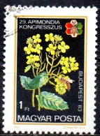 HUNGARY 1983 29th Apimondia (Bee Keeping) Congress, Budapest - 1fo  Bee Collecting Pollen  FU - Hungary