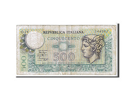 [#110775] Italie, 500 Lire Type 1979 - [ 2] 1946-… : République