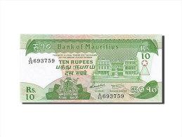 [#258667] Ile Maurice, 10 Rupees, Type 1985-1991 - Maurice