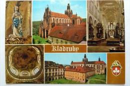 Kloster Kladruby ( Kloster Kladrau ) - Tschechien - Czech Republic