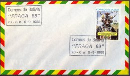 BOLIVIA - MSCARA DE DIABLO - 1985 - Carnevale
