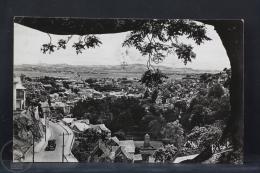 Old Africa Postcard - Tananarive - Panorama Vu D´Ambohijatovo - Old Car On Road - Postales