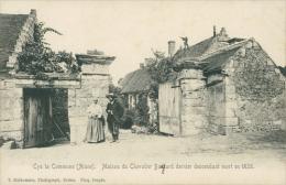 02 CYS LA COMMUNE / Maison Du Chevalier Baillard / - Frankrijk