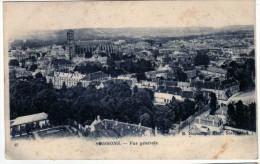 2654    Postal  Francia Soissons Vista General - Sissonne