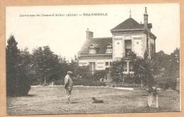 Environs De Cosne-d'allier (Allier) -- BEAUMERLE - écrite 1919 - Altri Comuni