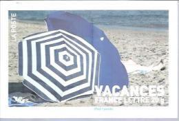 FRANCE Document De La Poste : Vacances 2007 - Documents De La Poste