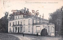 (33) Environs De Podensac - Château De Virelade - 2 SCANS - Otros Municipios