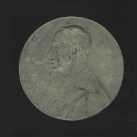 Médaille - Hommage National Au Cardinal Mercier (Patriotisme) 1914 - Royaux / De Noblesse
