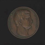 Médaille - Auguste Delfosse - Chambre Des Représentants Mars 1848 - Belgique