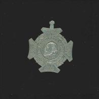 """Médaille - Pays-Bas - """"voor Krijgsverrigtingen"""" Médaille Militaire 1846-1942 - Pays-Bas"""