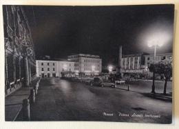 Massa Piazza Aranci Notturno - Massa