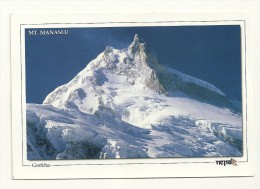 Népal. Mt. Manaslu. Gorka - Népal