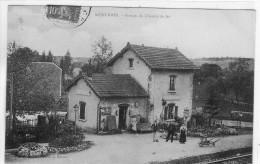 Aujeurres Station De Chemin De Fer - France