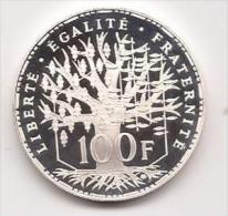100 FRANCS 2001 PANTHEON FDC  BE - N. 100 Francs