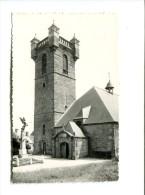 CP - SAINT PIERRE L EGLISE (50) Le Beffroi - Saint Pierre Eglise