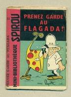 """Petit Livret Collection Mini-Bibliothèque Mini-Récit """" SPIROU """" N°55 - Prenez Garde Au Flagada ! - TB.Etat - Livres, BD, Revues"""